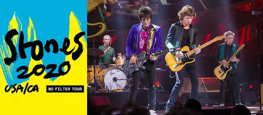 The Rolling Stones at Hard Rock Stadium