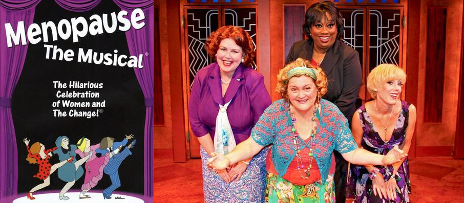 Menopause - The Musical at Aventura Arts & Cultural Center