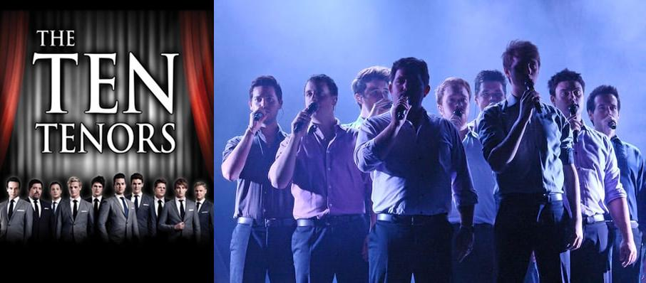 The Ten Tenors at Knight Concert Hall