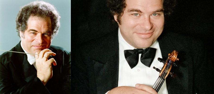 Itzhak Perlman at Knight Concert Hall