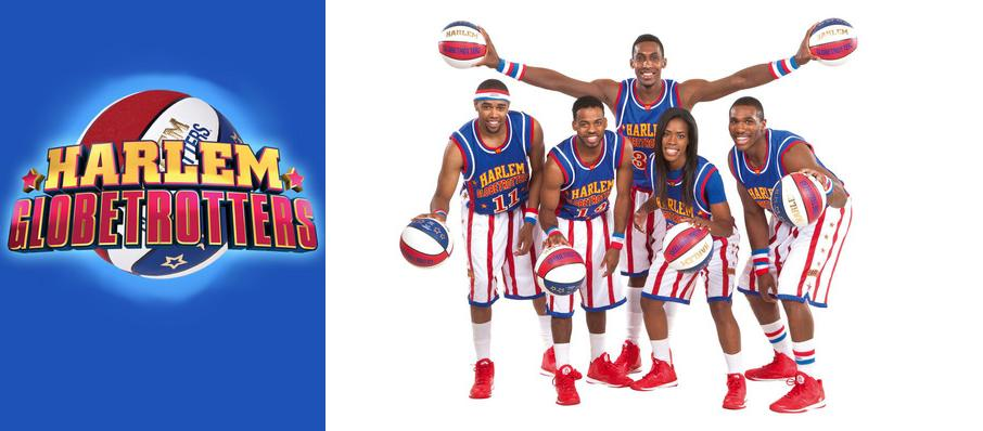 The Harlem Globetrotters at Watsco Center