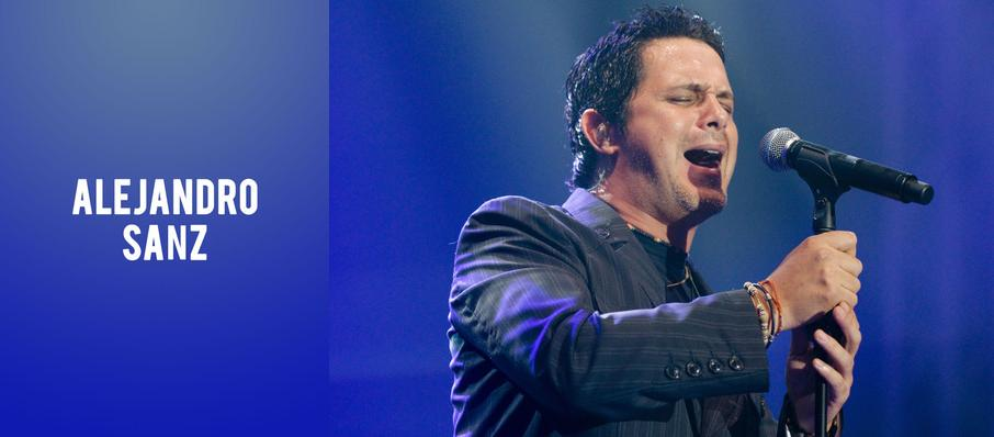 Alejandro Sanz at American Airlines Arena