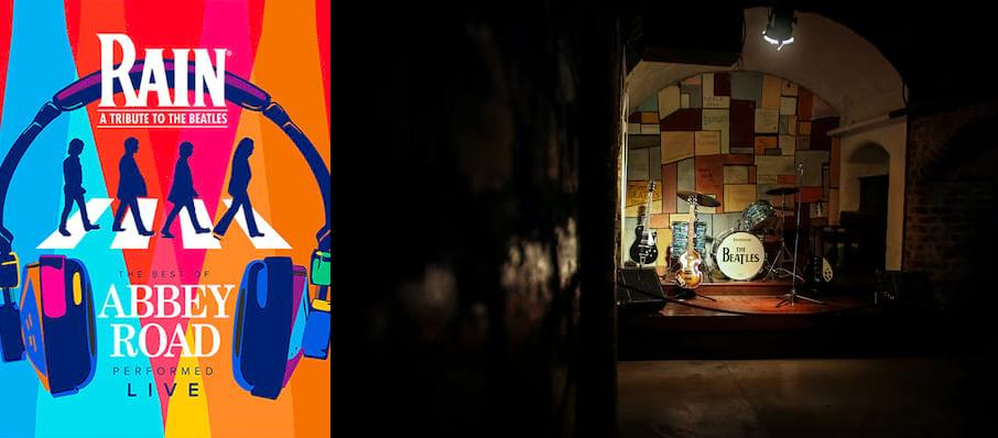 Rain - A Tribute to the Beatles at Fillmore Miami Beach