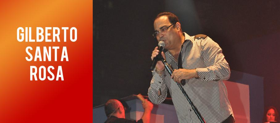 Gilberto Santa Rosa at James Knight Center