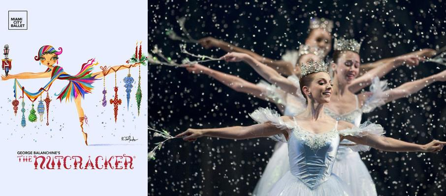 Miami City Ballet: George Balanchine's The Nutcracker at Ziff Opera House