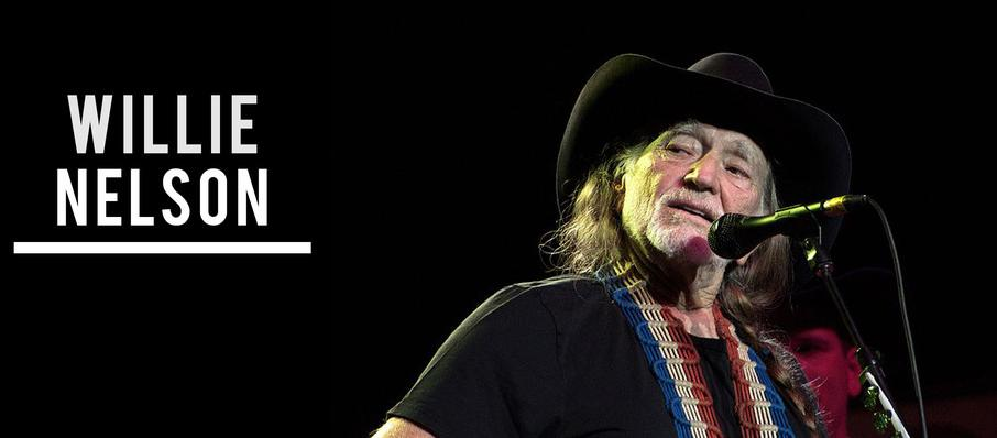 Willie Nelson at Pompano Beach Amphitheater