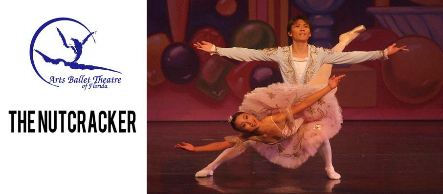 Arts Ballet Theatre of Florida: The Nutcracker at Aventura Arts & Cultural Center