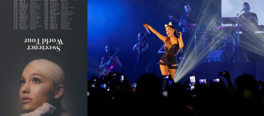 Ariana Grande at American Airlines Arena