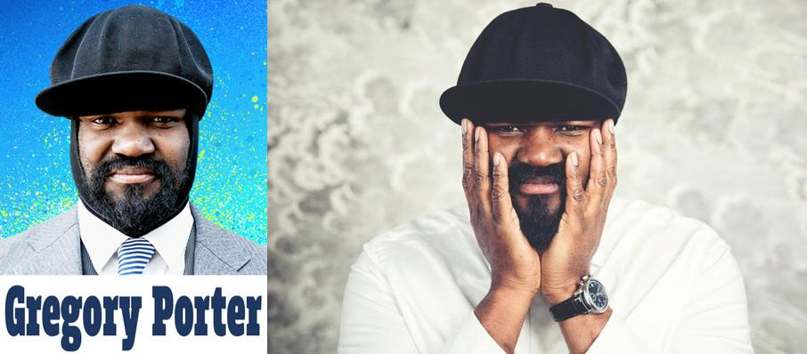 Gregory Porter at Knight Concert Hall