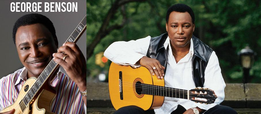 George Benson at Knight Concert Hall