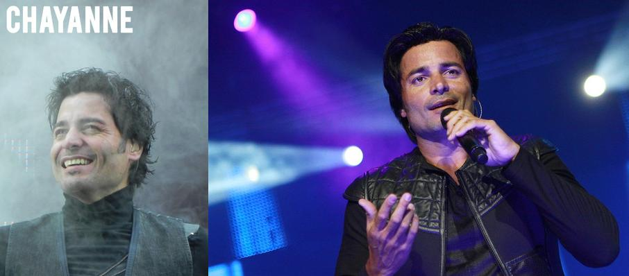 Chayanne at American Airlines Arena