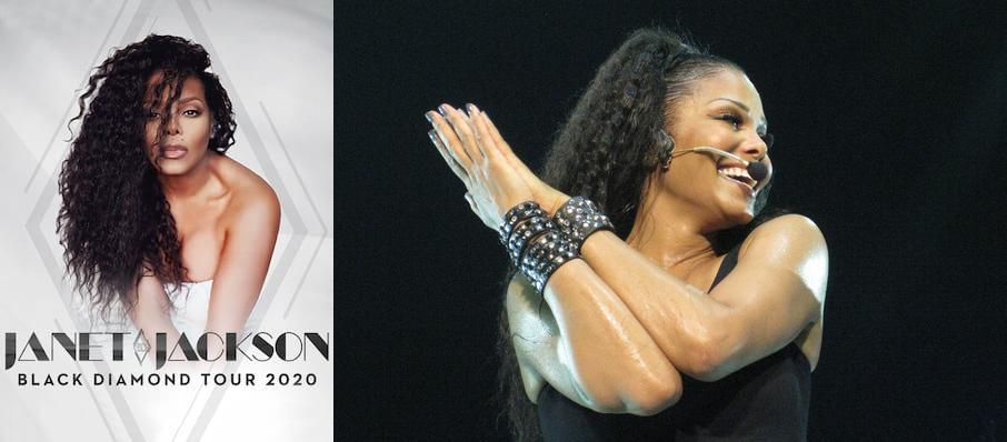 Janet Jackson at American Airlines Arena
