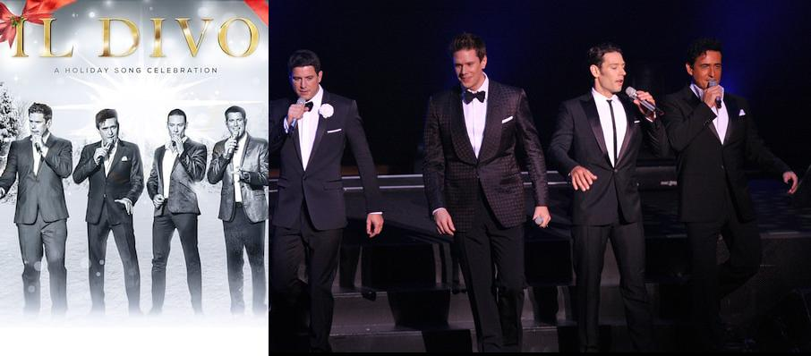 Il Divo at Fillmore Miami Beach