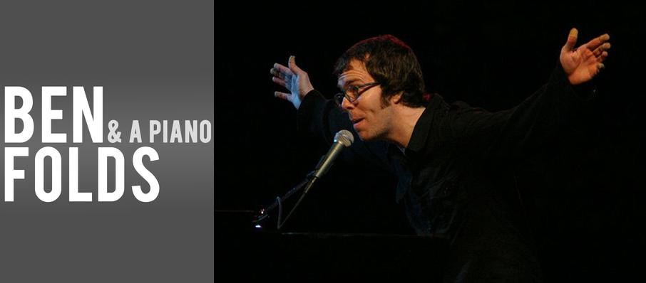 Ben Folds at Gusman Center For The Performing Arts