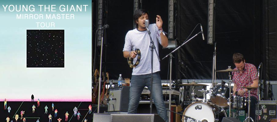 Young The Giant at Klipsch Amphitheatre