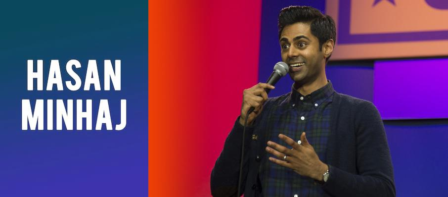 Hasan Minhaj at Olympia Theater