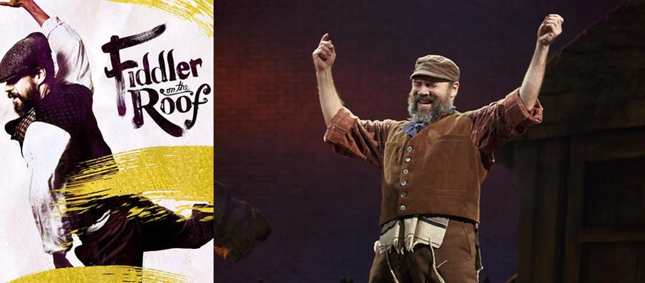 Fiddler on the Roof at Ziff Opera House
