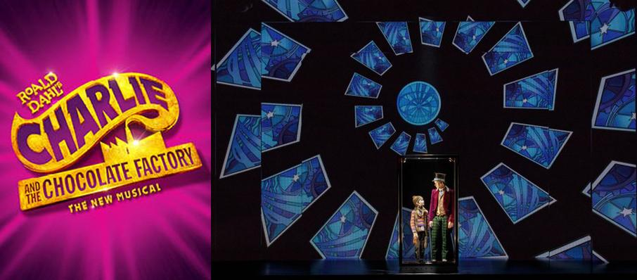 Charlie and the Chocolate Factory at Ziff Opera House