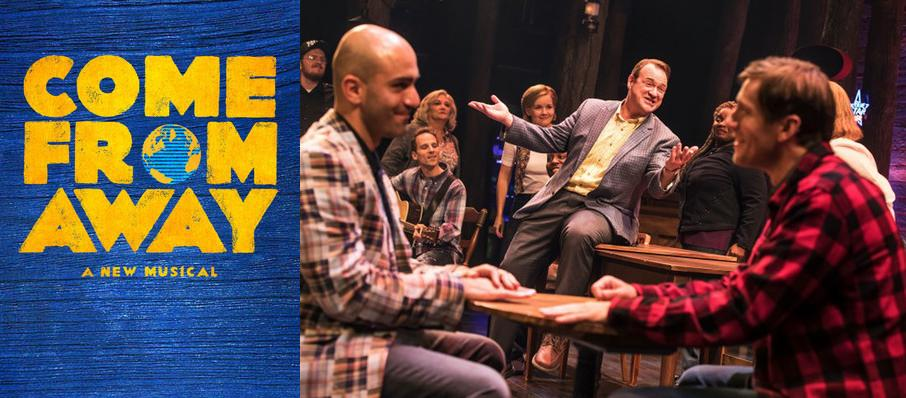 Come From Away at Ziff Opera House