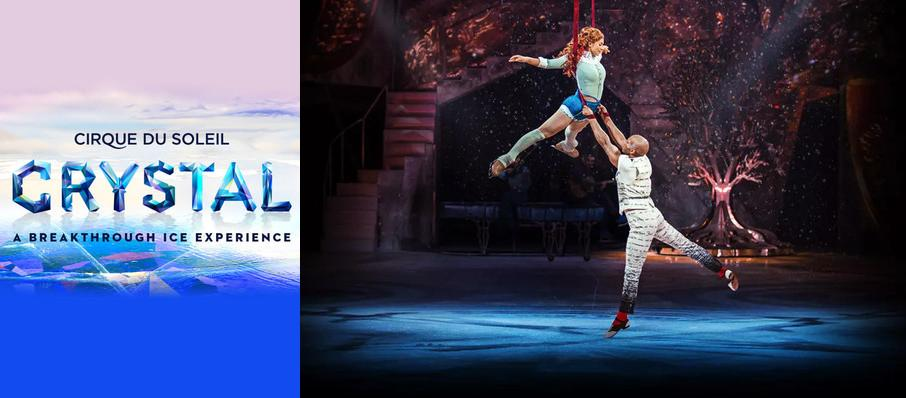 Cirque Du Soleil - Crystal at American Airlines Arena