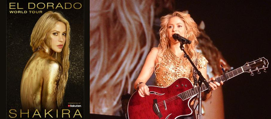 Shakira at American Airlines Arena