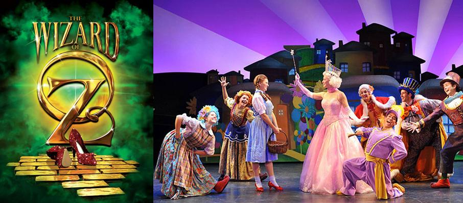The Wizard of Oz at James Knight Center