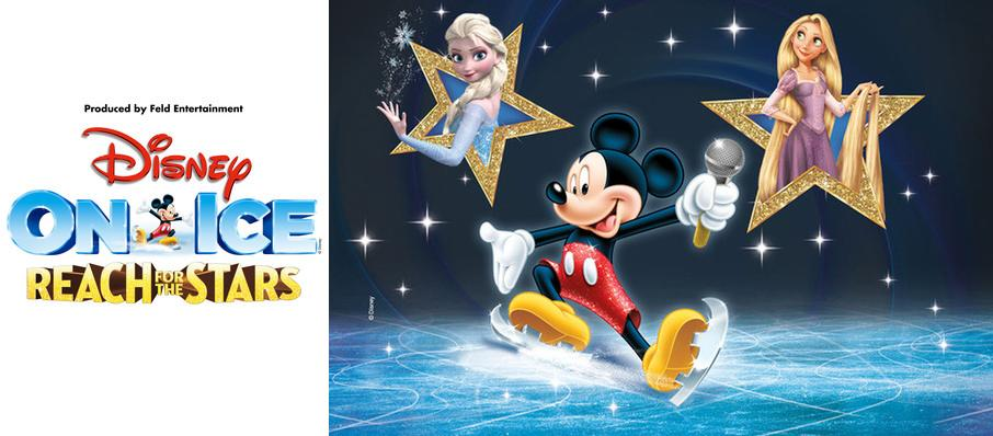 Disney On Ice: Reach For The Stars at American Airlines Arena