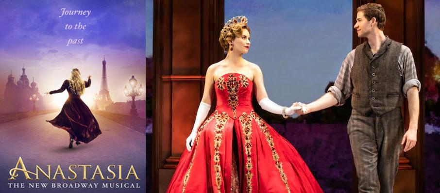 Anastasia at Ziff Opera House