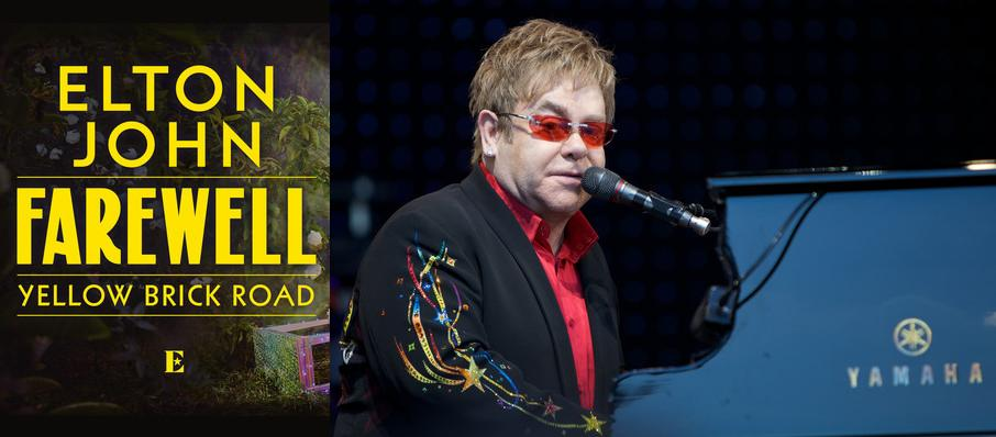 Elton John at American Airlines Arena