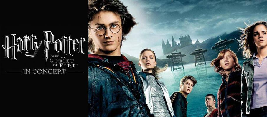 Harry Potter and the Goblet of Fire in Concert at Knight Concert Hall