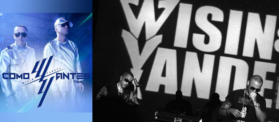 Wisin y Yandel at American Airlines Arena