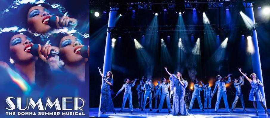 Summer: The Donna Summer Musical at Ziff Opera House