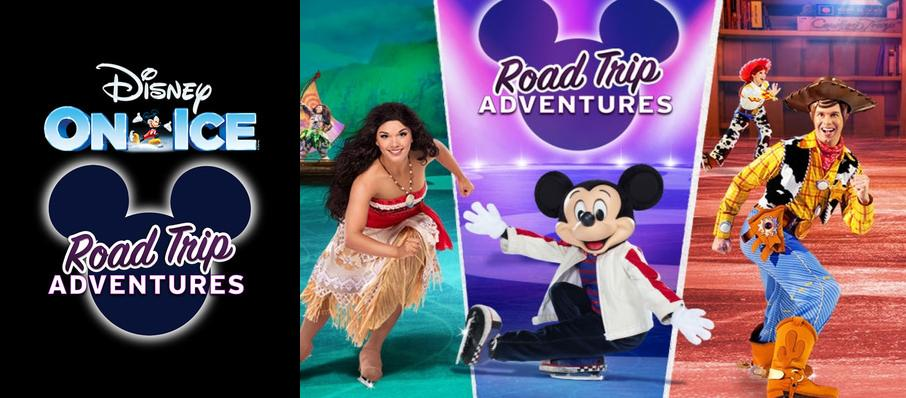 Disney On Ice: Road Trip Adventures at American Airlines Arena