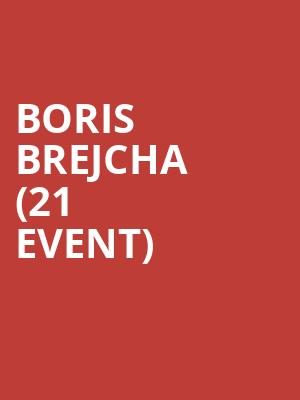 Boris Brejcha (21+ Event) at Club Space