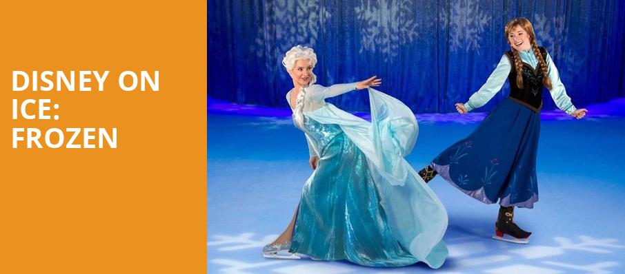 Disney On Ice Frozen, American Airlines Arena, Miami