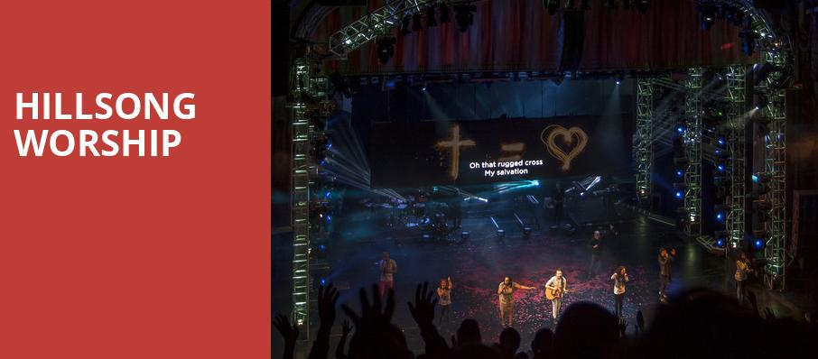 Hillsong Worship, James Knight Center, Miami
