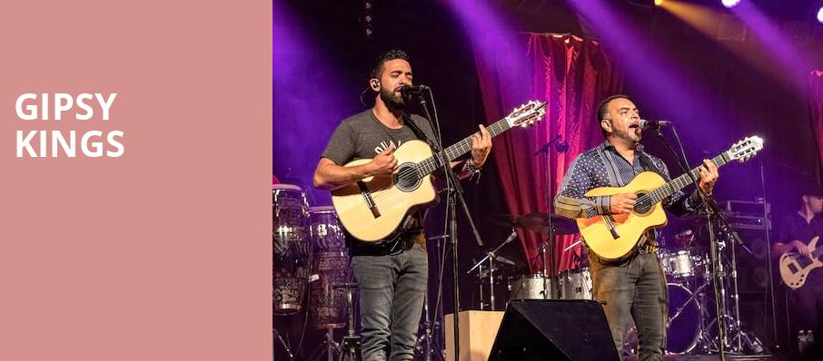 Gipsy Kings, Fillmore Miami Beach, Miami