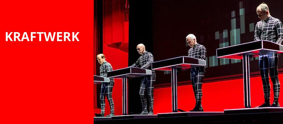 Kraftwerk, James Knight Center, Miami