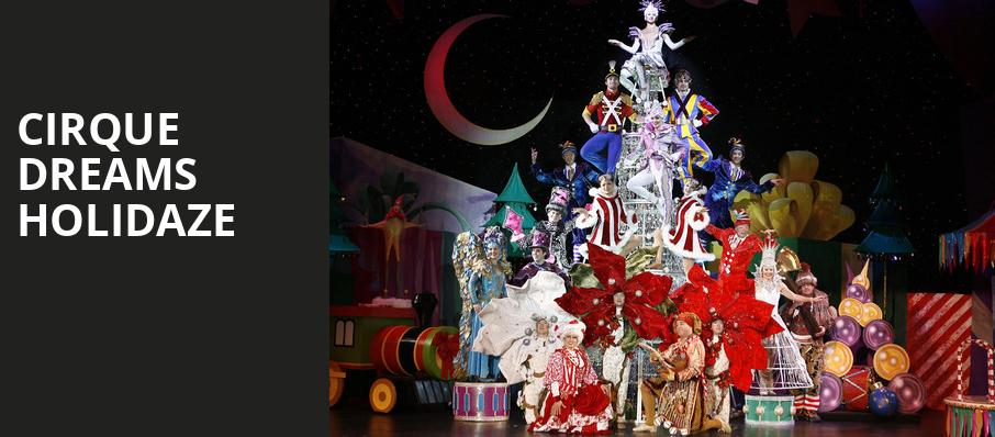 Cirque Dreams Holidaze, James Knight Center, Miami