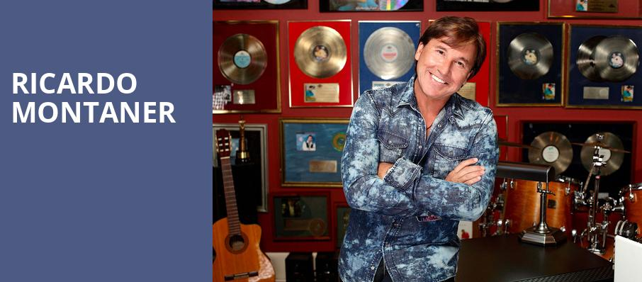 Ricardo Montaner, American Airlines Arena, Miami