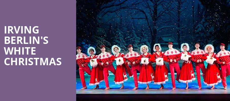 Irving Berlins White Christmas, Ziff Opera House, Miami