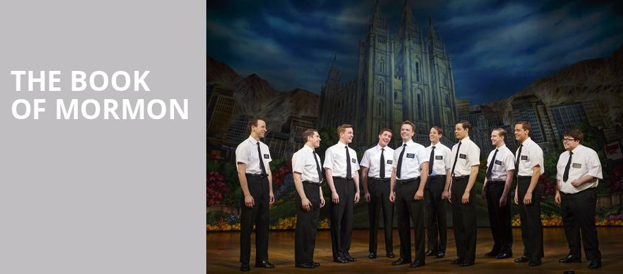 The Book of Mormon, Ziff Opera House, Miami