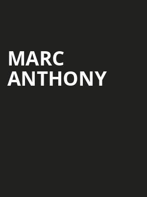 Marc Anthony Poster
