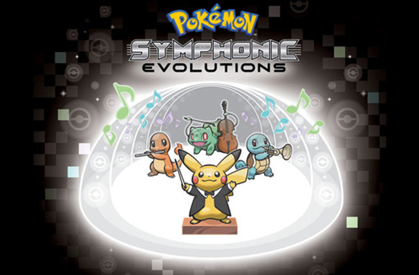 Pokemon Symphonic Evolutions, Knight Concert Hall, Miami