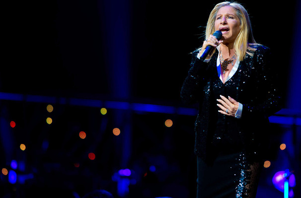 Barbra Streisand coming to Miami!